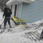 Michigan Ice Dam Removal Service Company